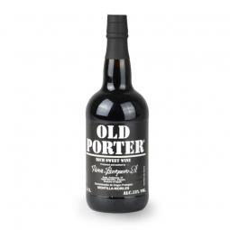 OLD PORTER rich sweet wine